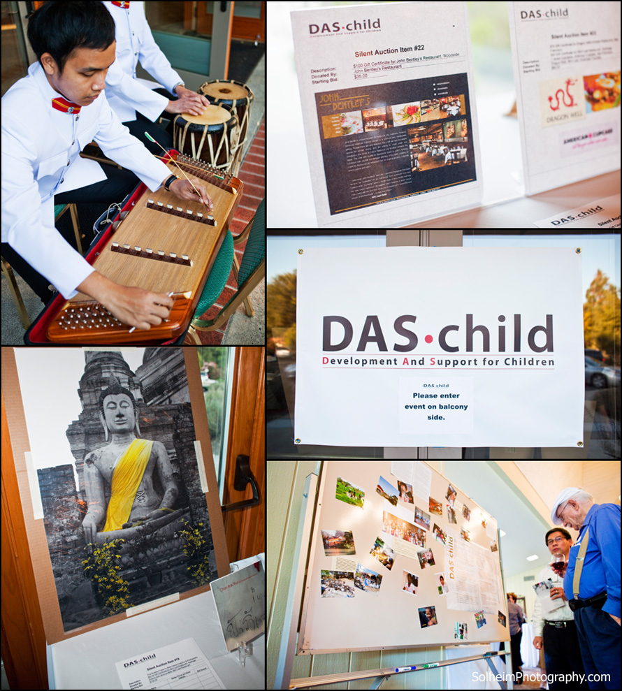 An Evening Of Hope With The DASchild Foundation | Menlo Park